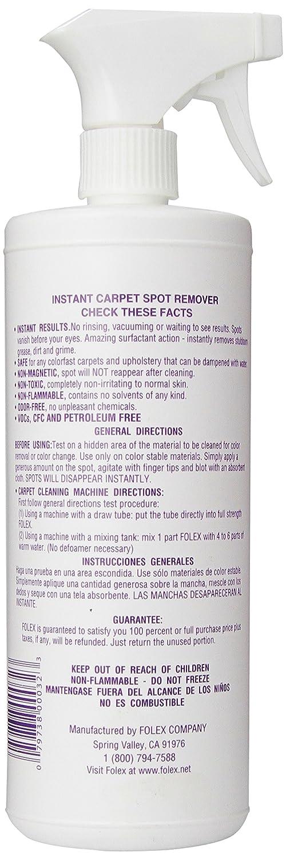Моющий пылесос Folex Carpet Spot Remover