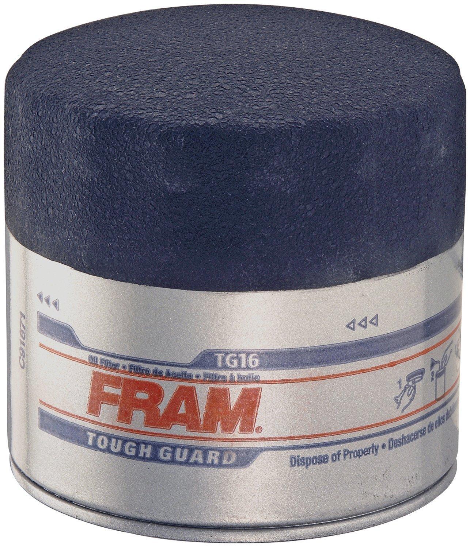 Fram TG16 Tough Guard Passenger Car Spin-On Oil Filter