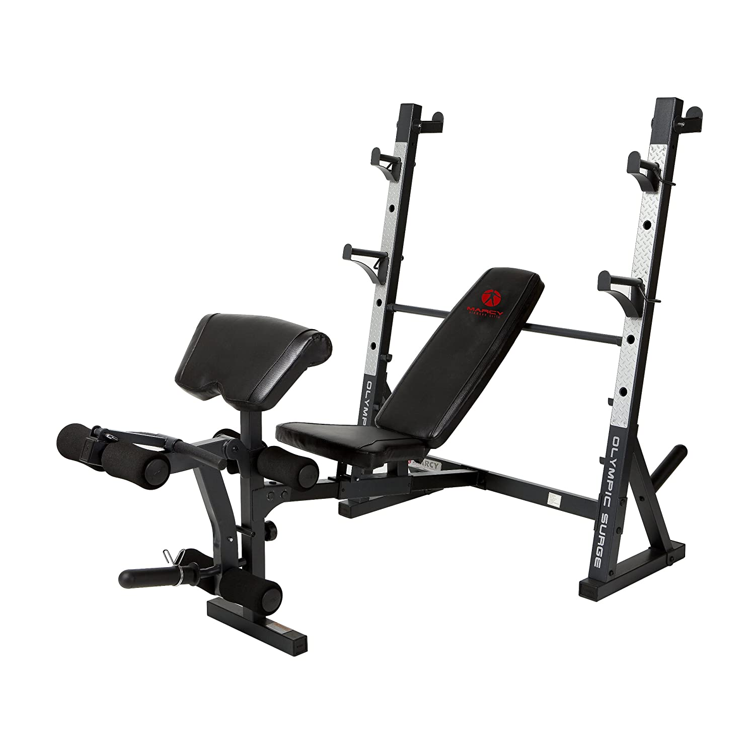Recommend A Good Bench That Has Safety Bars For Bench