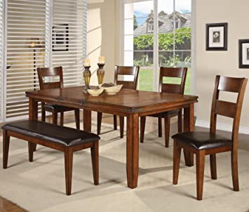 Figaro 6pc Dining Set