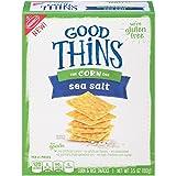 Good Thins: The Corn One - Sea Salt Crackers, 3.5 Ounce