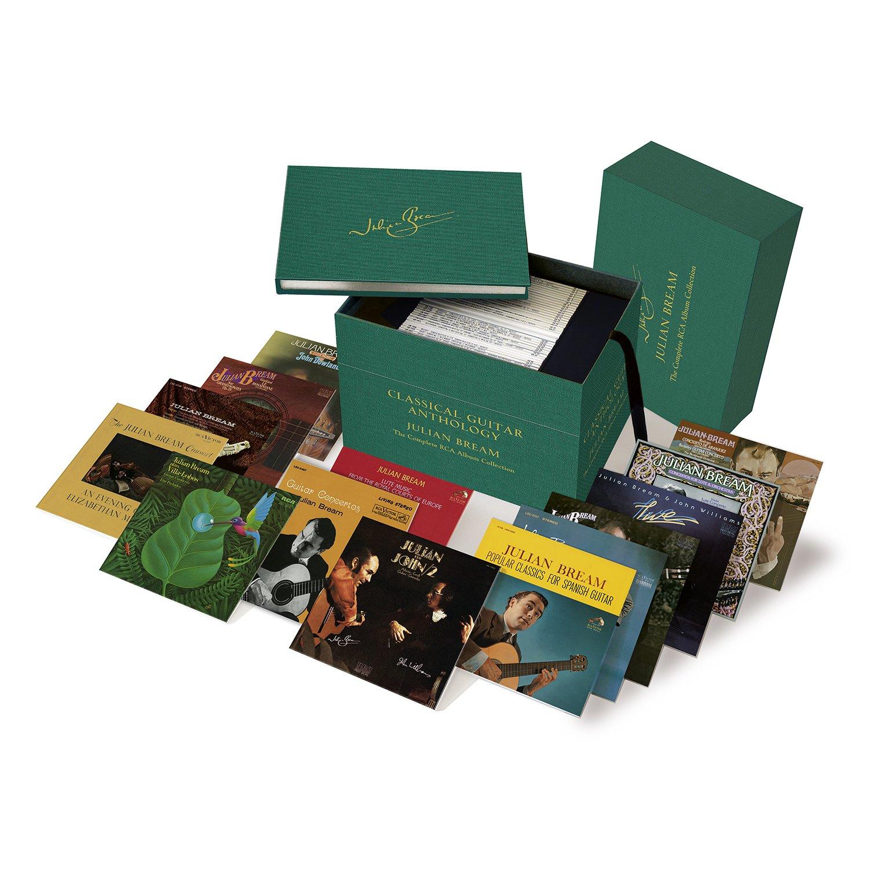 Julian Bream Complete Album Collection