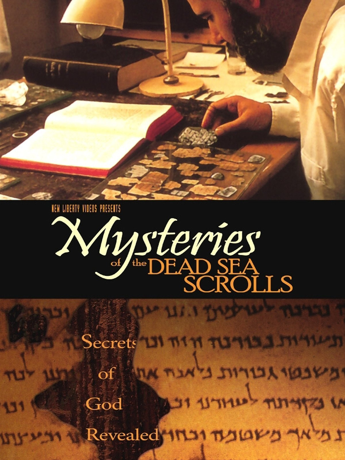 Mysteries Of The Dead Sea Scrolls