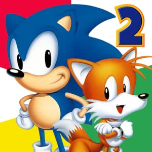 Sonic The Hedgehog 2 from Sega of America