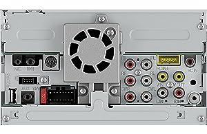 Pioneer AVH-1300NEX Multimedia DVD Receiver with 6.2 WVGA Display/Apple CarPlay/Built-in Bluetooth/SiriusXM-Ready/AppRadio Mode +