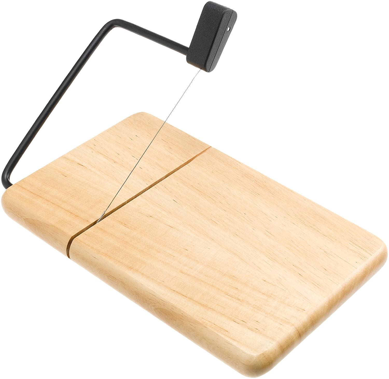 Prodyne 805B Thick Beech Wood Cheese Slicer