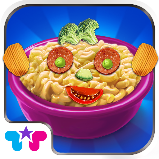 Pasta Crazy Chef - Make Your Own Mac And Cheese front-404495