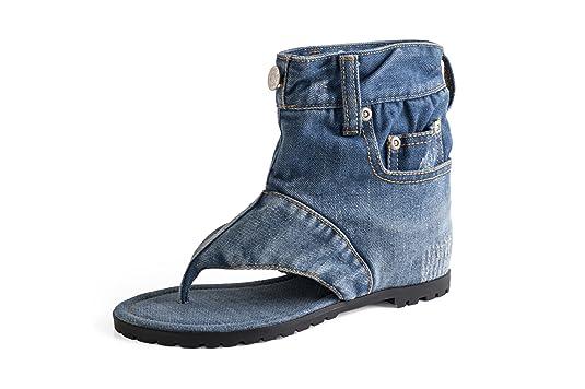 Jeans Sandals Boots Jeans Sandal Boot 100