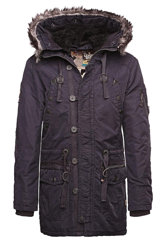 KHUJO Coated Vintage Long-Jacke/Parka günstig kaufen