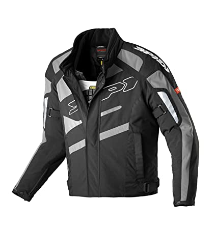 Spidi D130-172 Veste Sp33d H2Out, Noir/ Anthracite, Taille : L