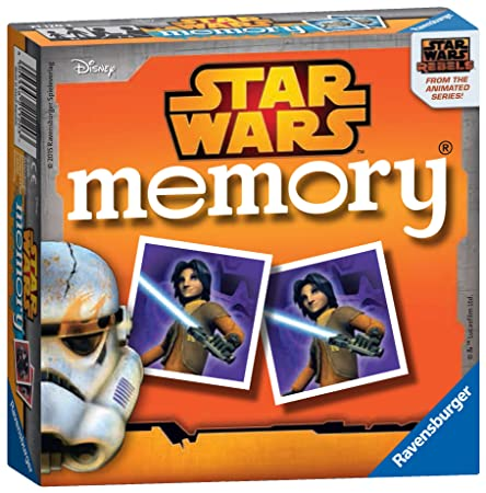 Jeux - Disney Star Wars Memory - Ravensburger