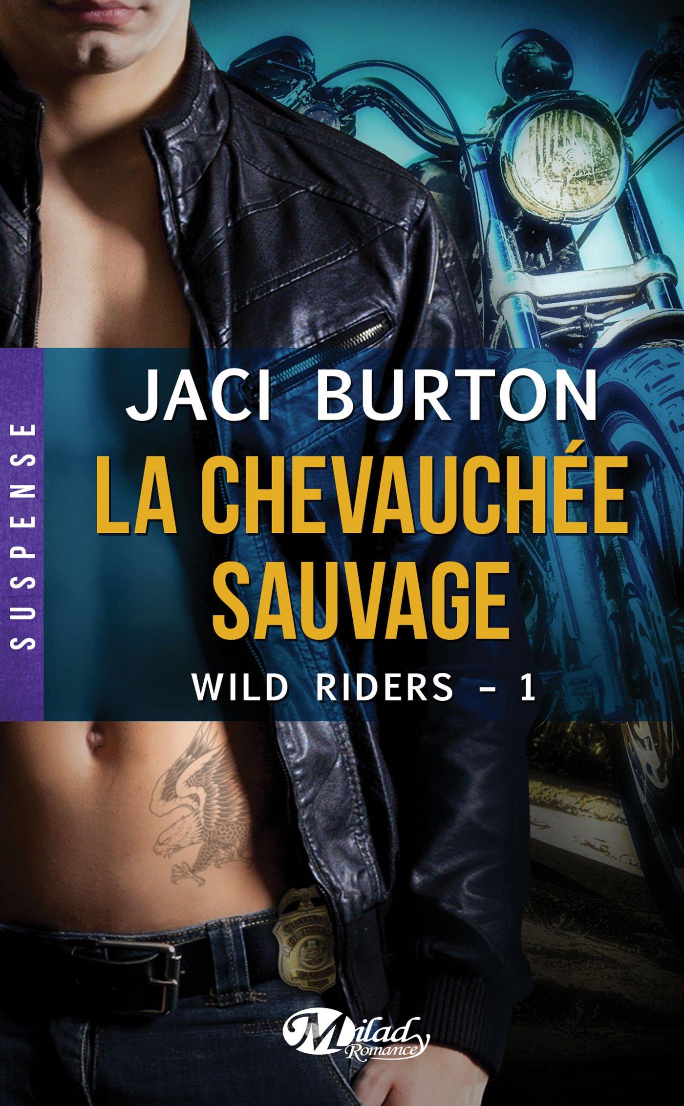 Wild Riders, Tome 1 : La chevauchée sauvage 81A9yNwjfRL