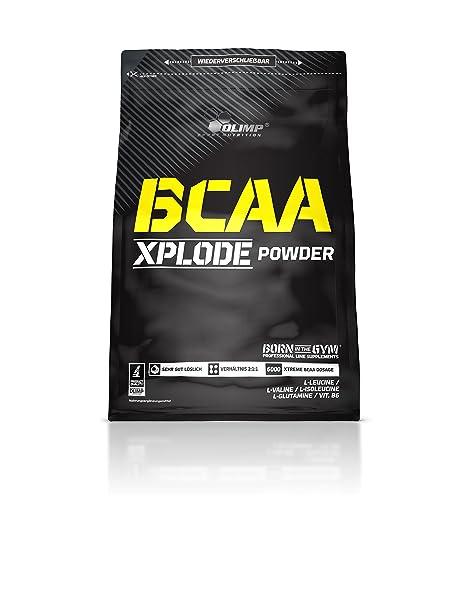Olimp BCAA Xplode Powder Erdbeere, 1er Pack (1 x 1 kg) Spezialangebot
