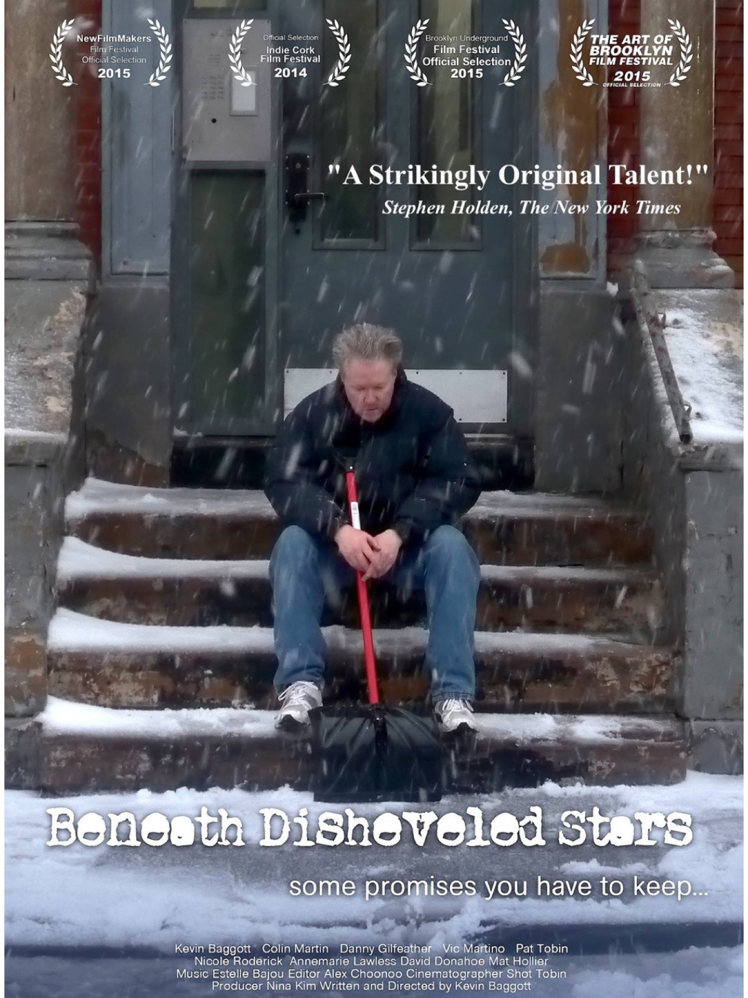 Beneath Disheveled Stars
