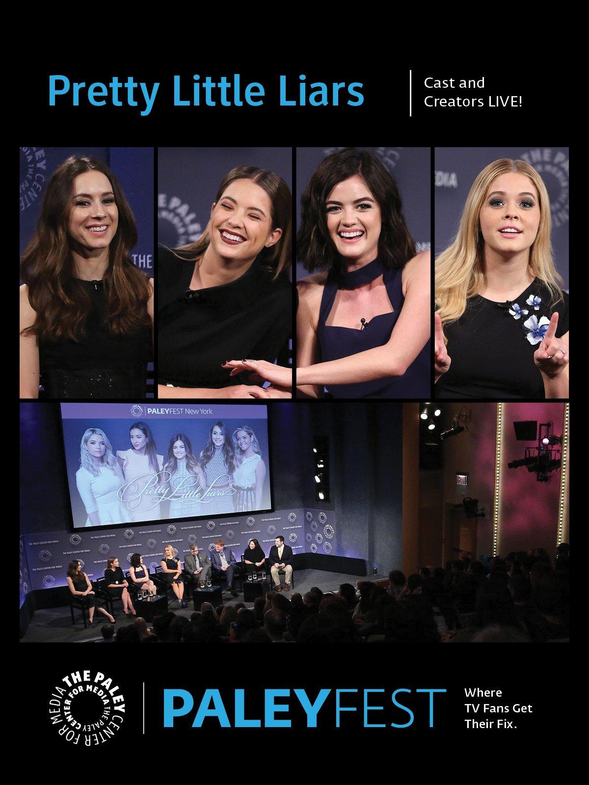 Pretty Little Liars: Cast and Creators PaleyFest