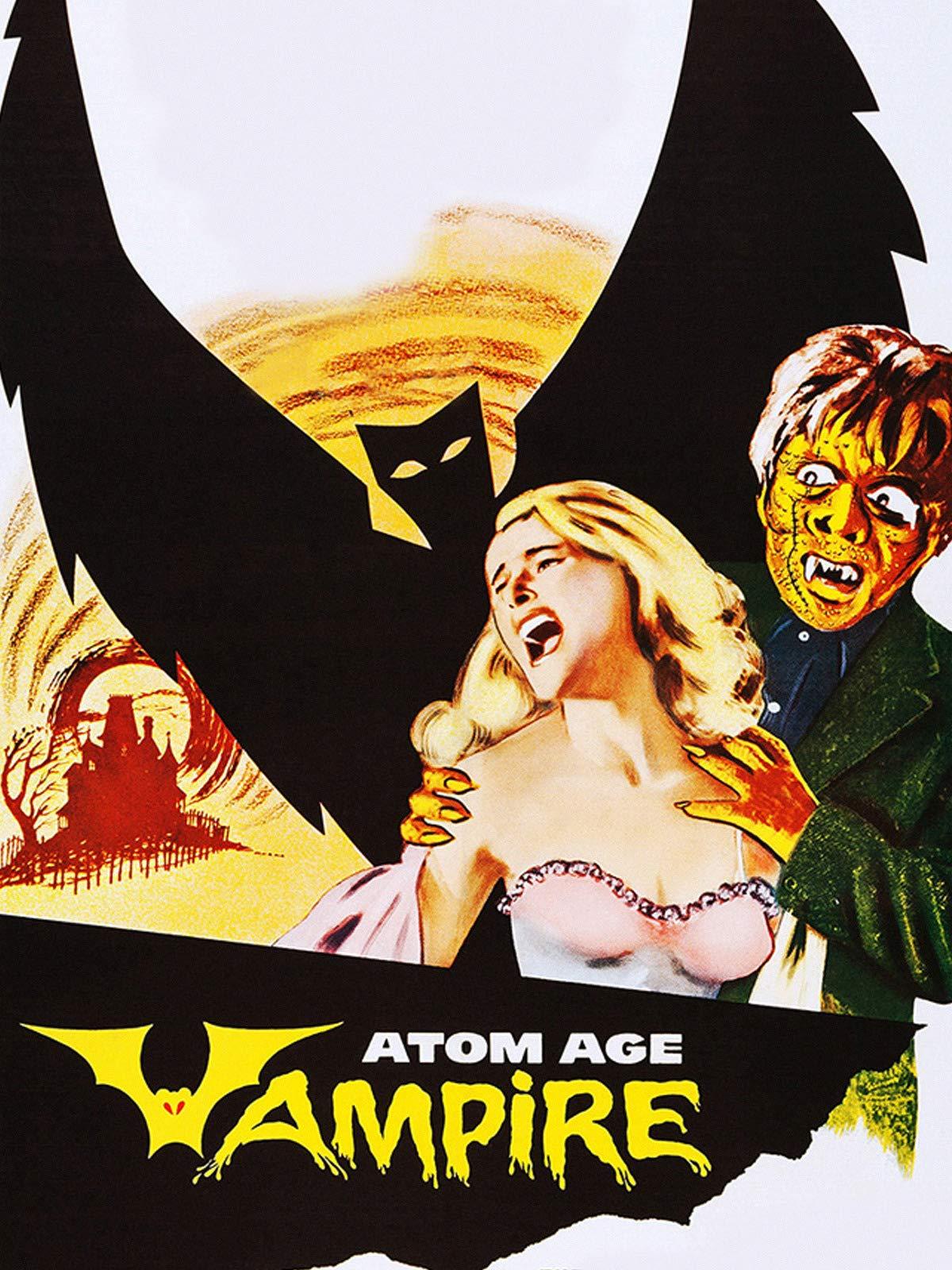 Atom Age Vampire on Amazon Prime Video UK