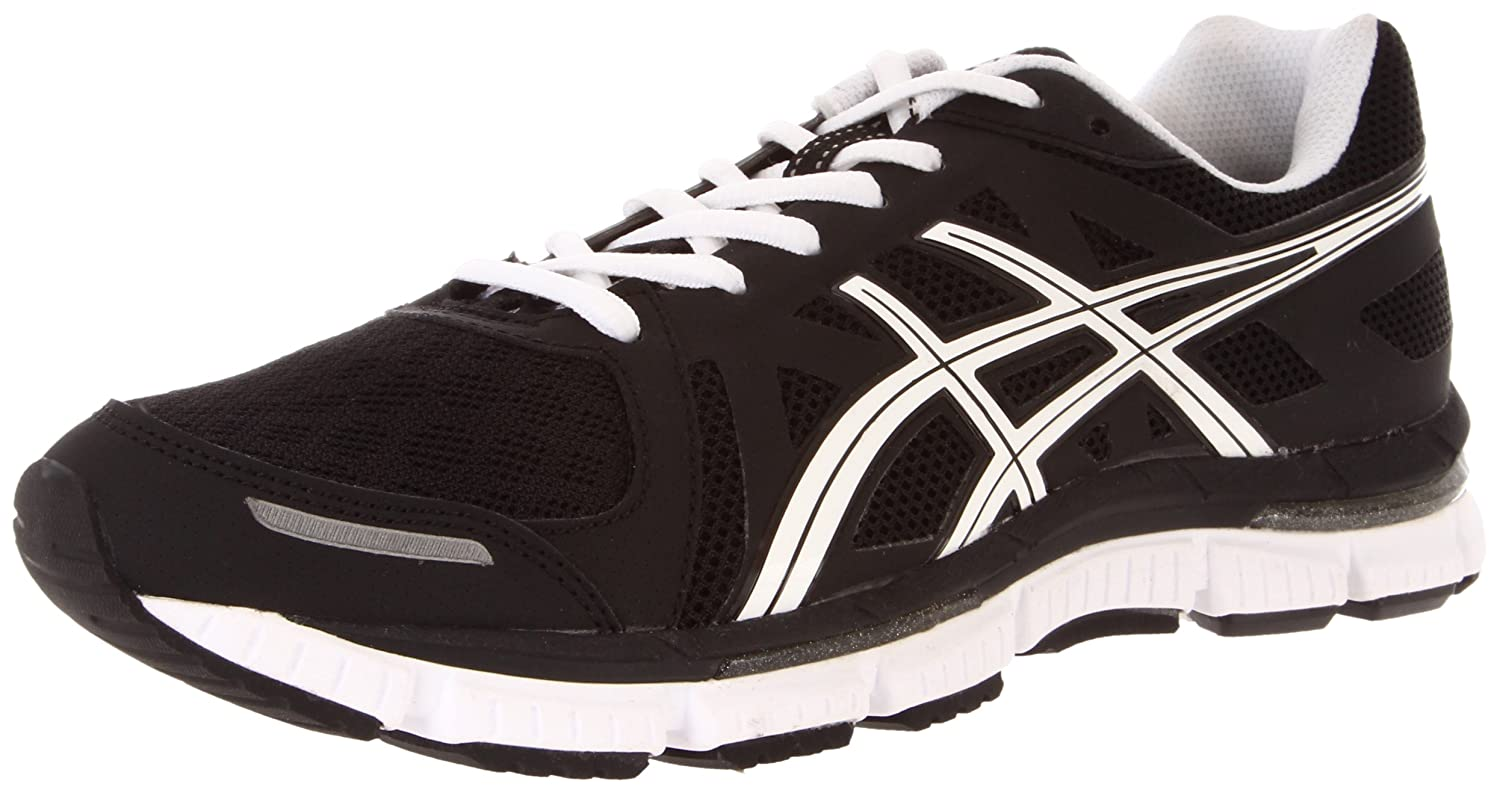 ASICS Men's GEL-Neo33 Running Shoe,Black/White/Onyx,9 M US