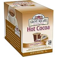 24-Count Grove Square Hot Cocoa Single Serve Cups (Milk Chocolate)