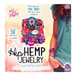 Just My Style Just My Style Hip Hemp Jewelry Art and Craft, Multi Color