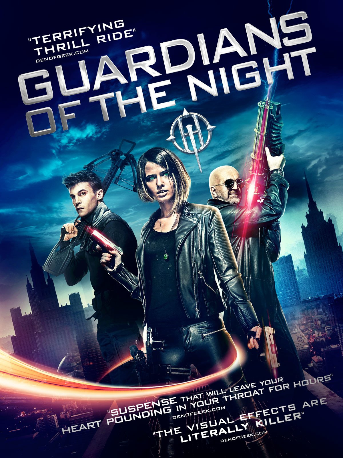 Guardians of the Night on Amazon Prime Instant Video UK