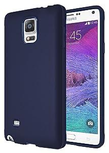 Diztronic Flexible Case - Funda para Samsung Galaxy Note 4, azul  Electrónica Comentarios de clientes y más noticias