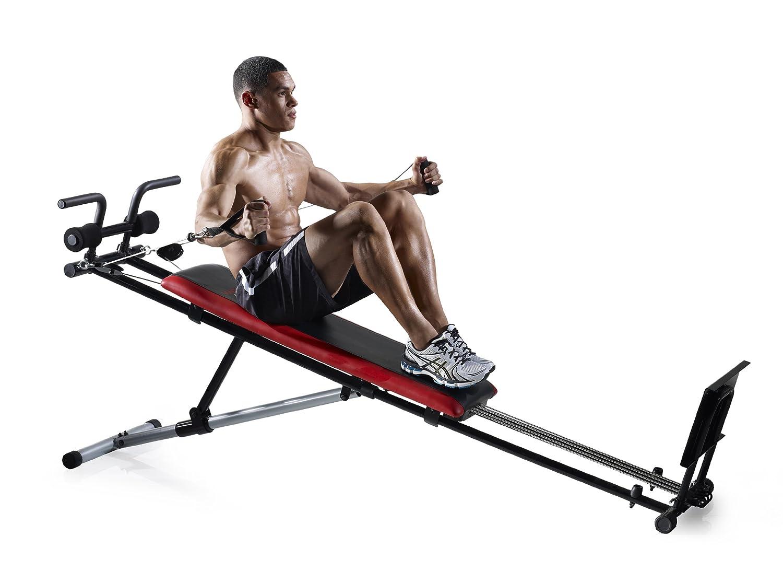 weider rowing machine