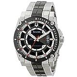 Bulova Men's 98B180 Precisionist Watch (Color: Two-Tone)