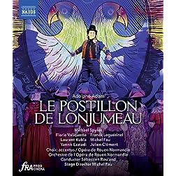Adam: Le Postillon de Lonjumeau [Blu-ray]