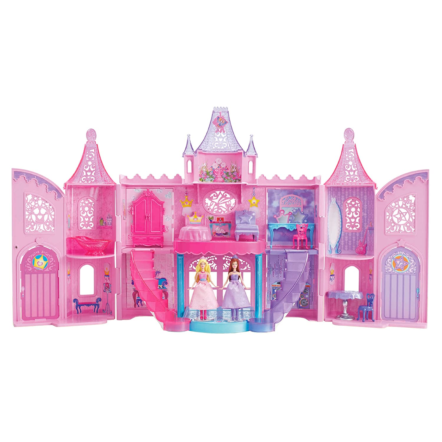 Dolls house at argos co uk your online shop for dolls houses dolls - 10 Doll House Family Room Furniture For Bjd Simba Lica Barbie Doll House