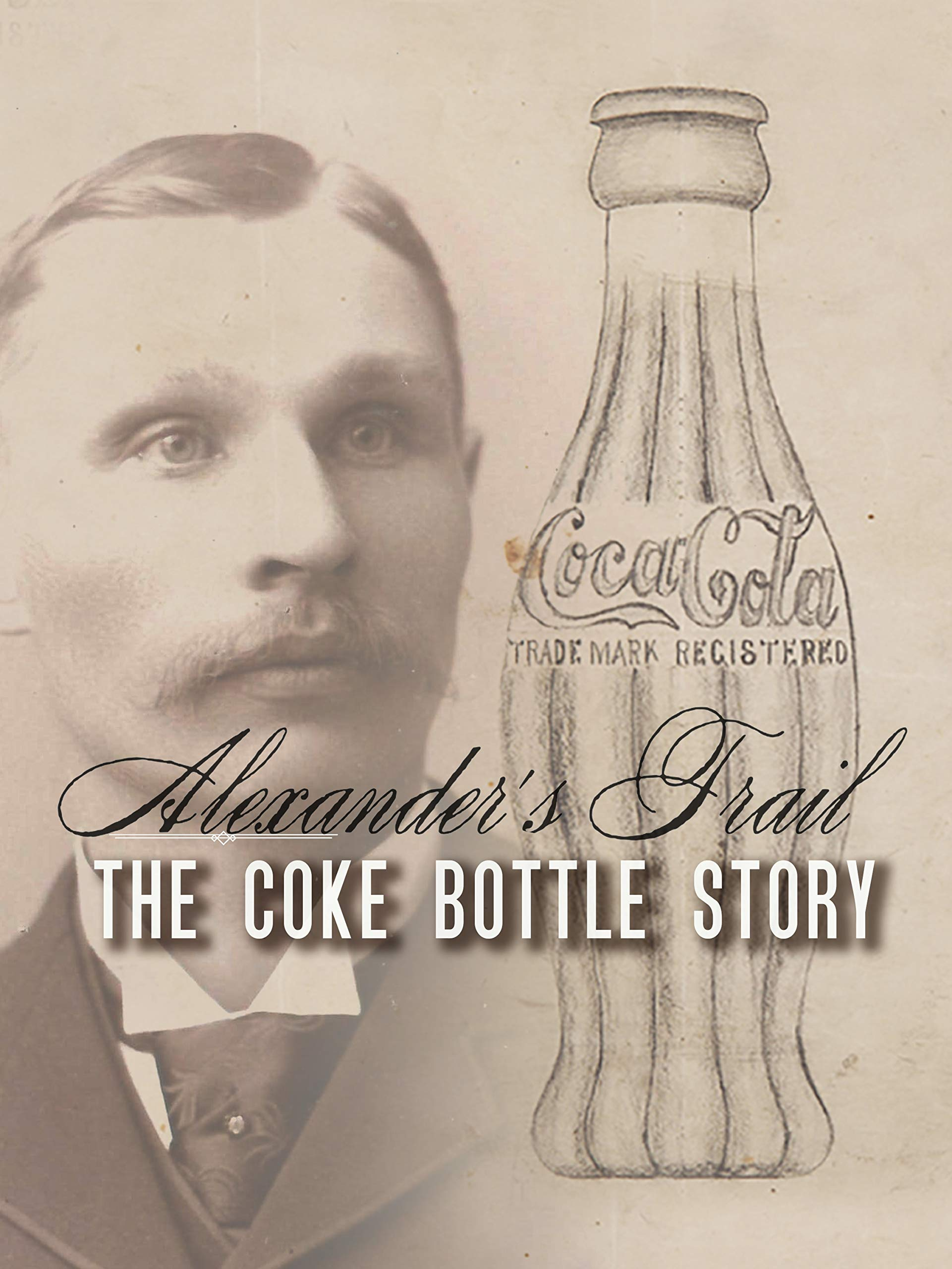 Alexander's trail - The Coke bottle story