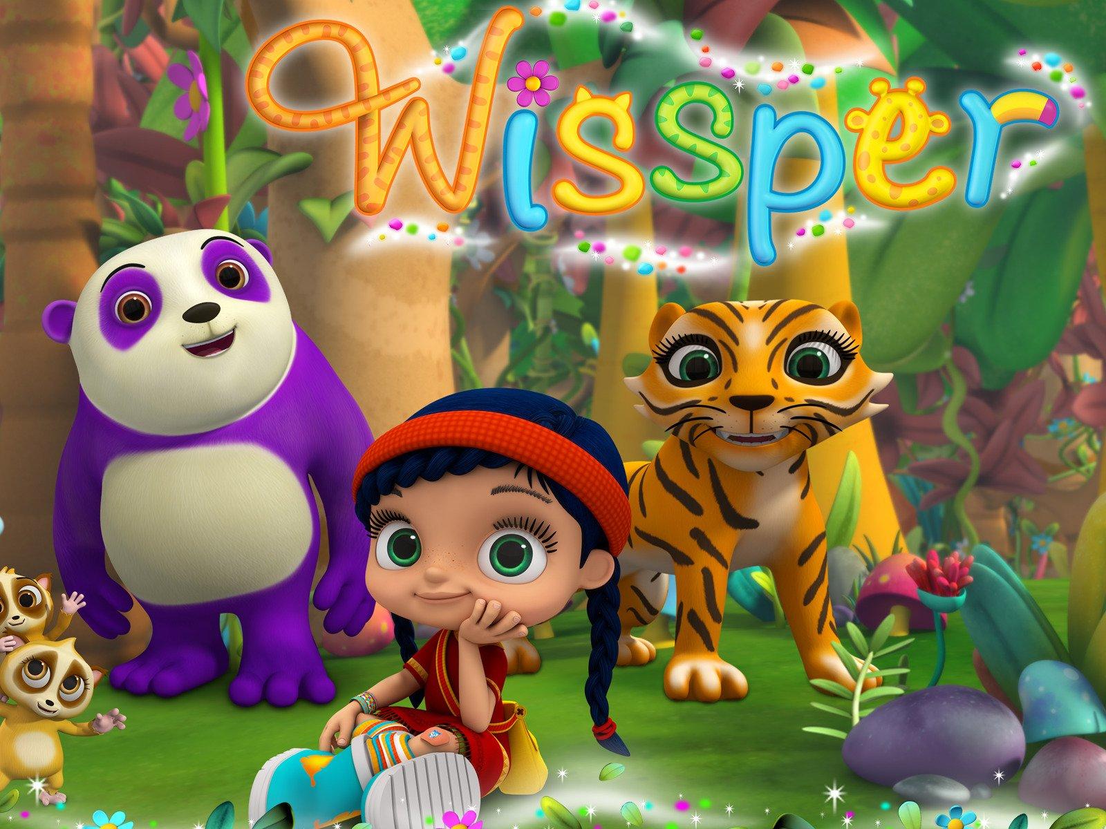 Wissper on Amazon Prime Instant Video UK