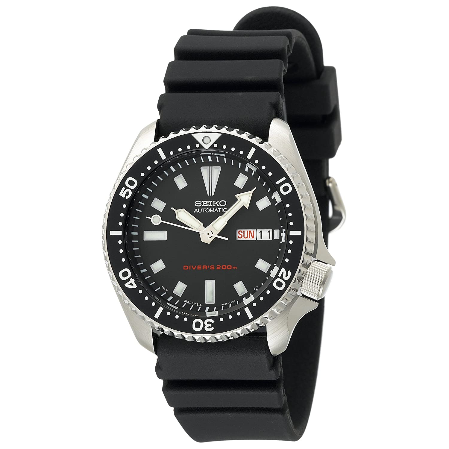 s automatic dive watches seiko s skx173 automatic