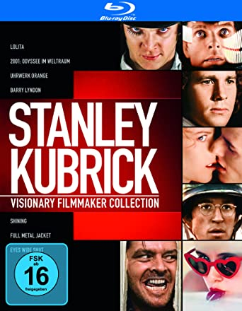 Stanley Kubrick Collection [Blu-ray]