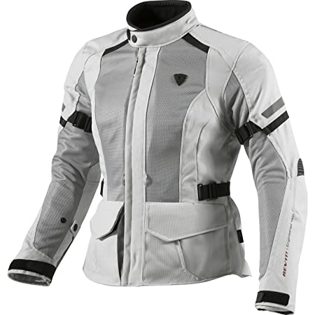 Rev it - Veste - LEVANTE LADIES - Couleur : Gris - Taille : 38