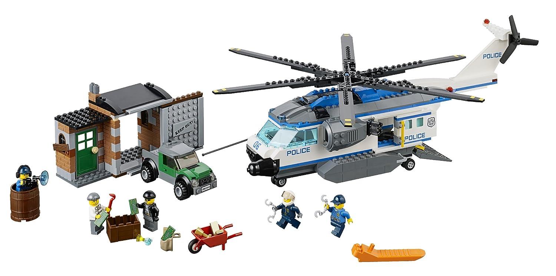 LEGO乐高城市系列60046警用巡查直升机.31 - 第1张  | 淘她喜欢