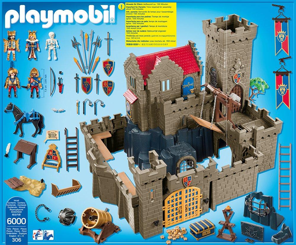 Playmobil ritterburg spielzeug einebinsenweisheit for 4865 playmobil