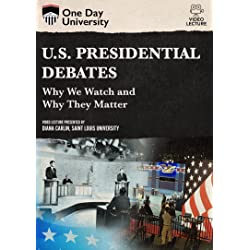 U.S. Presidential Debates: Why We Watch And Why They Matter