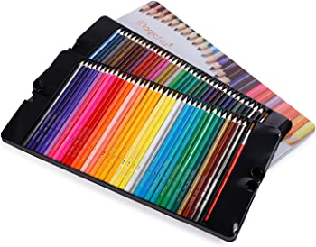 Magicfly 72-Colored Pencil Set