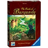 Ravensburger The Castles of Burgundy Board Game - Fun Strategy Game That's Easy to Learn and Play With Great Replay Value (Color: Multi, Tamaño: Standard)