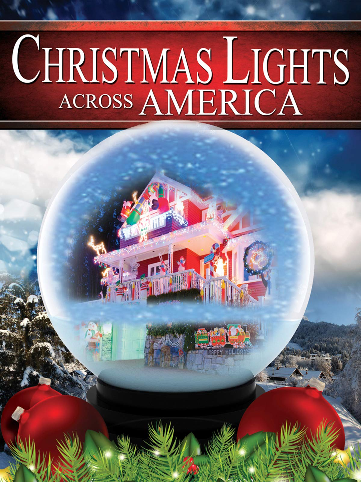 Christmas Lights Across America on Amazon Prime Video UK