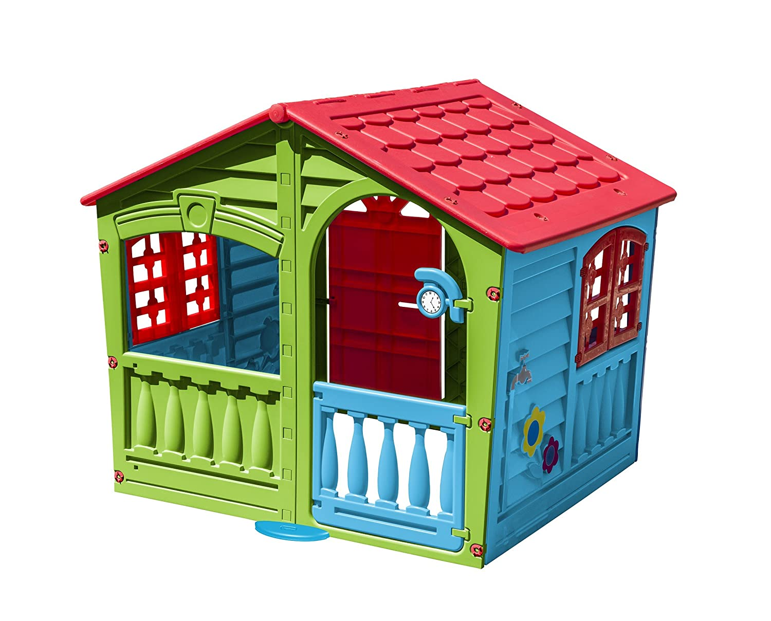 PalPlay 3000780 – Kinderspielhaus House of Fun, Bunt online bestellen