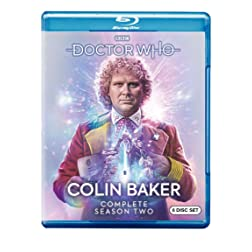 Doctor Who: Colin Baker Complete Season Two [Blu-ray]
