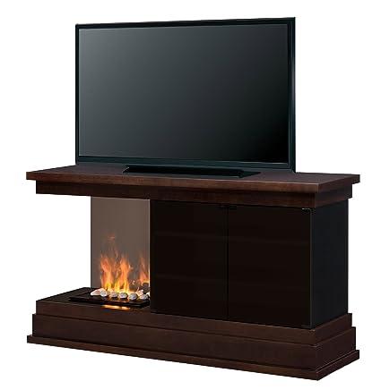 Dimplex Debenham Left Media Console Electric Fireplace