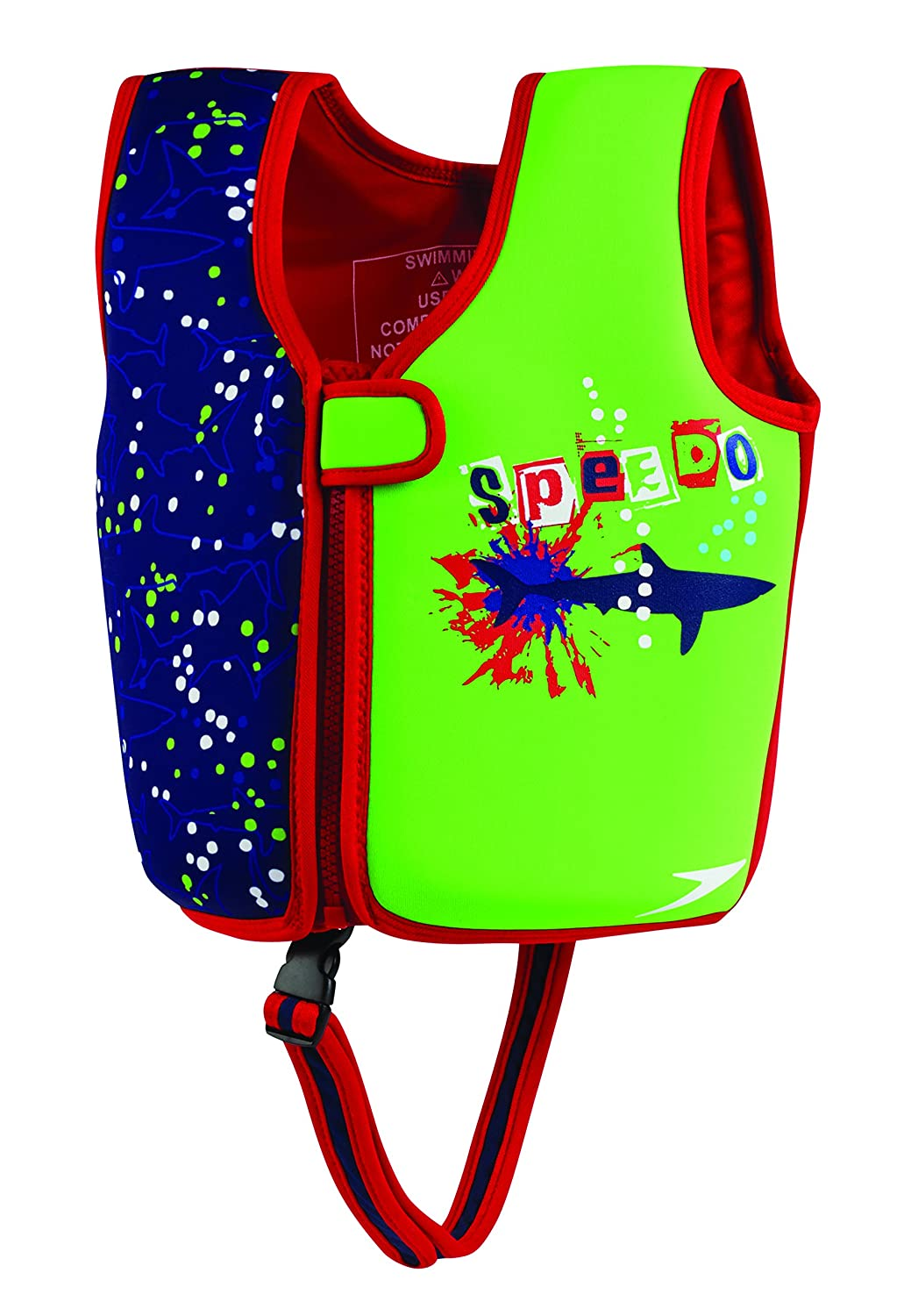 Speedo Kid's Begin to Swim UV Printed Neoprene Vest