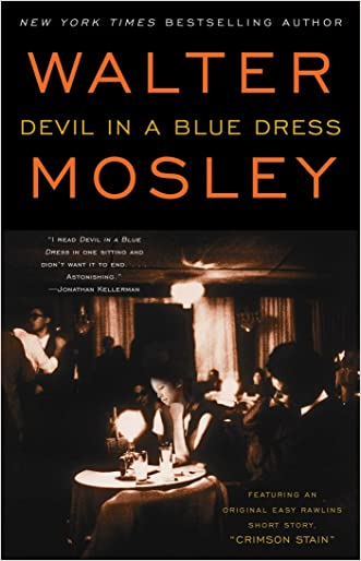 Devil in a Blue Dress (Easy Rawlins Mysteries (Paperback)) written by Walter Mosley
