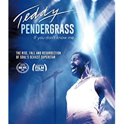 Pendergrass, Teddy - If You Don't Know Me [Blu-ray]