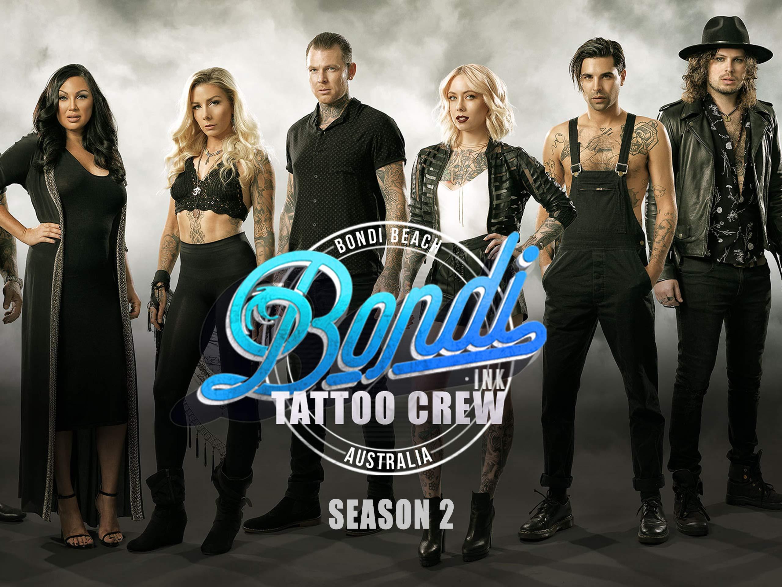 Bondi Ink Tattoo Crew on Amazon Prime Video UK