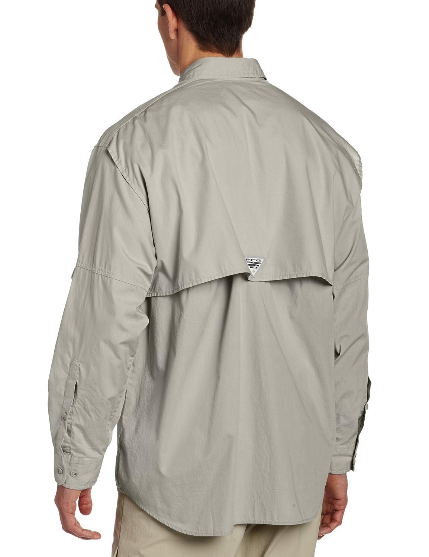 Amazon.com : Columbia Men's Bonehead Long-Sleeve Shirt : Hiking Shirts