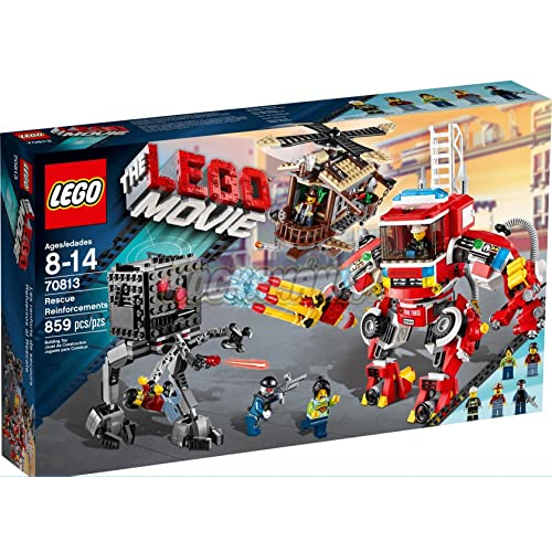 LEGO The Movie Exclusive Set #70813 Rescue Reinforcements
