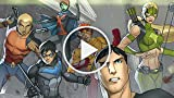 CGR Trailers - YOUNG JUSTICE: LEGACY Launch Trailer...